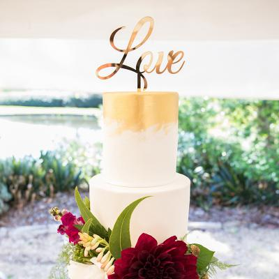 Cake Toppers & Servers