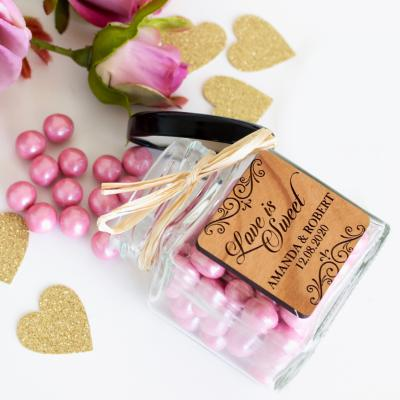 Favour Jars & Gift Bags