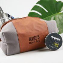 Personalised Engraved Bridal Party Toiletries Bag