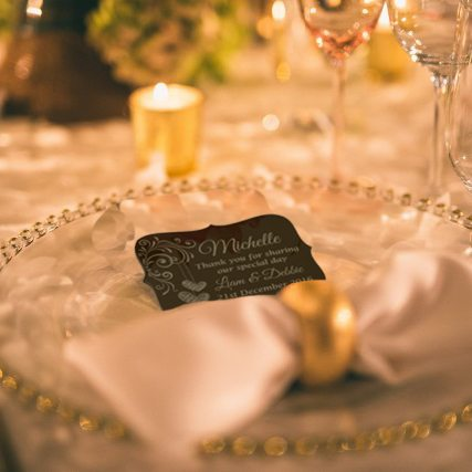 Top 15 ways to Personalise your Wedding