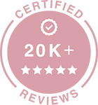 Over 20 thousand reviews